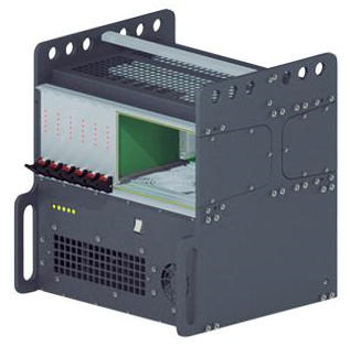 Rugged OpenVPX Polyrack Development Chassis