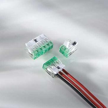 Соединители Flex Grip для быстрого, гибкого и простого подключения проводов