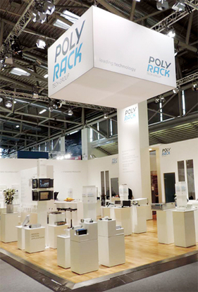 PolyRack at Electronica 2018