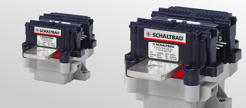 Новые контакторы постоянного тока для систем хранения энергии и зарядных станций