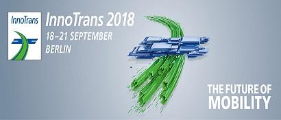 Schaltbau на ярмарке InnoTrans 2018