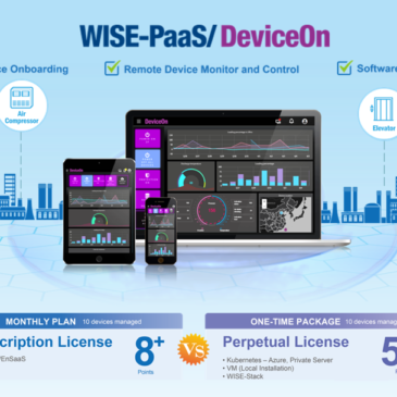 New IoT Device Operations Management App- WISE-PaaS/DeviceOn