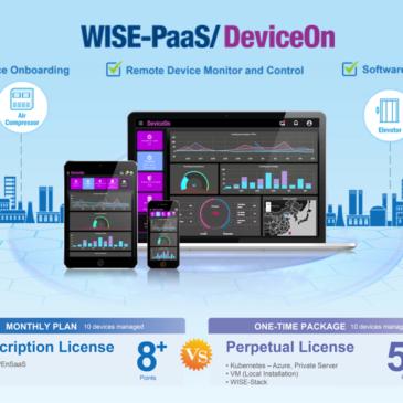 Новое приложение управления операциями с устройствами IoT – WISE-PaaS / DeviceOn