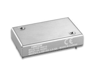 Cincon выпускает новую серию DC / DC-преобразователей серии ECLB75W.