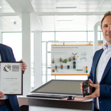 Weidmüller receives German Innovation Award 2020