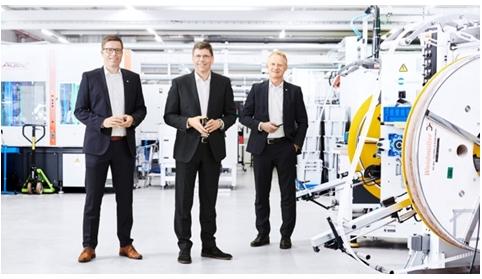В 2020 году объем продаж Weidmüller составил 792 миллиона евро в особо сложных рыночных условиях