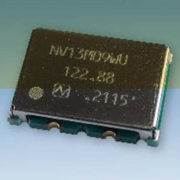 Разработан VCXO со сверхнизким фазовым шумом с лучшими в отрасли характеристиками собственного шума -180 дБн / Гц (* 1) (SMD, размер 14 × 9 мм)